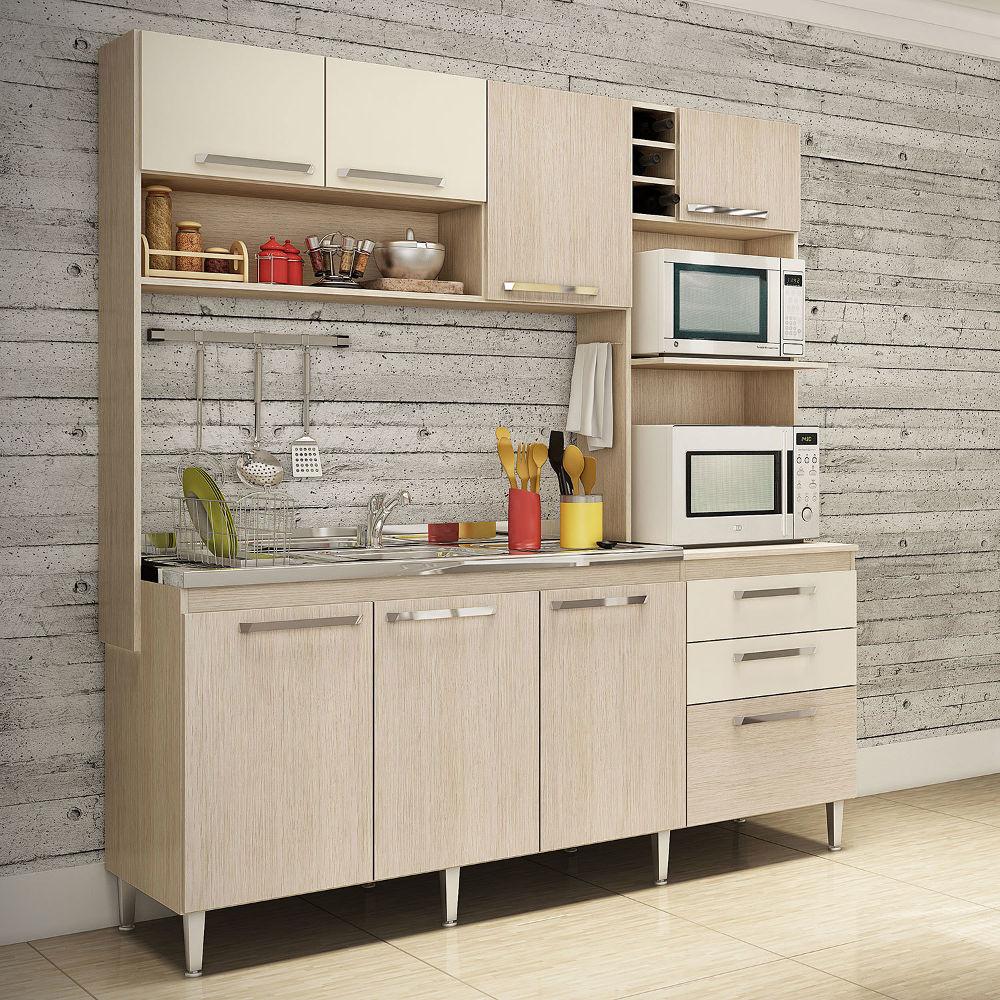 Cozinha compacta Blume Gralar  LojasCertel # Cozinha Compacta Tramontina